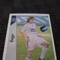 Cromos de Fútbol: MUNDICROMO 2007 GAGO N 1163 ROOKIE. Lote 221681317