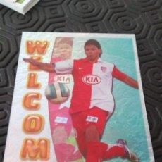 Cromos de Fútbol: MUNDICROMO 2007 AGUERO WELCOME ROOKIE. Lote 221681547