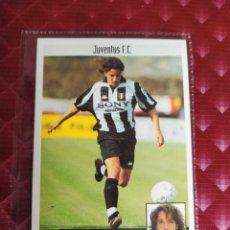 Cromos de Fútbol: ALESSANDRO DEL PIERO JUVENTUS ITALIA LOS MEJORES EQUIPOS DE EUROPA PANINI. Lote 221702043