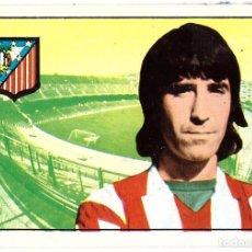 Cromos de Fútbol: CROMO DE FUTBOL 1974/75 FHER: FICHAJE Nº 1 (PANADERO DIAZ, AT. MADRID) (SEP-20). Lote 221710285