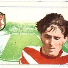 Cromos de Fútbol: CROMO DE FUTBOL 1974/75 FHER: FICHAJE Nº 8 (PARITS, GRANADA C.F.) (SEP-20). Lote 221710588