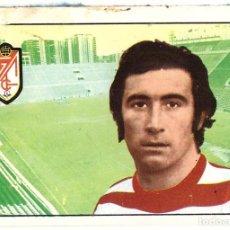 Cromos de Fútbol: CROMO DE FUTBOL 1974/75 FHER: FICHAJE Nº 9 (GRANDE, GRANADA C.F.) (SEP-20). Lote 221710623
