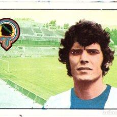Cromos de Fútbol: CROMO DE FUTBOL 1974/75 FHER: FICHAJE Nº 13 (BARRIOS, HERCULES C.F.) (SEP-20). Lote 221710752