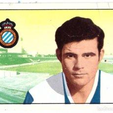 Cromos de Fútbol: CROMO DE FUTBOL 1974/75 FHER: FICHAJE Nº 17 (MANOLIN CUESTA, R.C.D. ESPAÑOL) (SEP-20). Lote 221710860