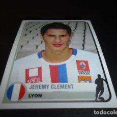 Cromos de Fútbol: 204 JEREMY CLEMENT LYON STICKER CHAMPIONS OF EUROPE 1955 2005 2004 04 05 PANINI. Lote 221712060