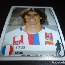 Cromos de Fútbol: 203 TIAGO LYON STICKER CHAMPIONS OF EUROPE 1955 2005 2004 04 05 PANINI. Lote 221712203