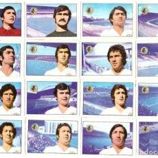 Cromos de Fútbol: LOTE DE 16 CROMOS DE FUTBOL ALBUM 1974-75 FHER: U.D. SALAMANCA (EQUIPO COMPLETO) (SEP-20). Lote 221712287