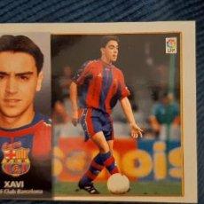 Cromos de Fútbol: 98 99 ESTE BARCELONA XAVI HERNÁNDEZ ROOKIE. Lote 221712773