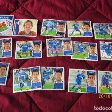 Cromos de Fútbol: EQUIPO C.F. GETAFE. LIGA 2006 2007 ESTE (15 CROMOS, SIN REPETIDOS ) 2006 07. Lote 221715182