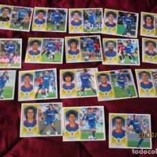 Cromos de Fútbol: EQUIPO C.F. GETAFE. LIGA 2009 2010 ESTE (18 CROMOS, SIN REPETIDOS ) 09 10.. Lote 221715611