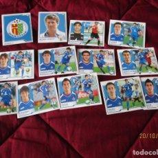 Cromos de Fútbol: EQUIPO C.F. GETAFE. LIGA 2007 2008 ESTE (13 CROMOS, SIN REPETIDOS ) 07 08.. Lote 221716726