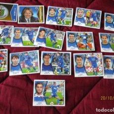 Cromos de Fútbol: EQUIPO C.F. GETAFE. LIGA 2005 2006 ESTE (16 CROMOS, SIN REPETIDOS ) 05 06.. Lote 221716996