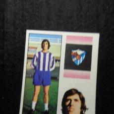 Cromos de Fútbol: OROZCO DEL MALAGA ALBUM FHER TEMPORADA LIGA 1974 - 1975 ( 74- 75 ). Lote 221761272