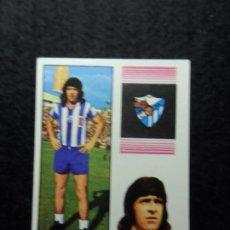 Cromos de Fútbol: VILANOVA MALAGA ALBUM FHER TEMPORADA LIGA 1974 - 1975 ( 74- 75 ). Lote 221761420