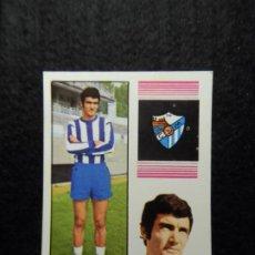 Cromos de Fútbol: ROLDAN MALAGA ALBUM FHER TEMPORADA LIGA 1974 - 1975 ( 74- 75 ). Lote 221767895