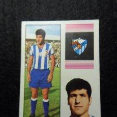 Cromos de Fútbol: MONREAL MALAGA ALBUM FHER TEMPORADA LIGA 1974 - 1975 ( 74- 75 ). Lote 221769136
