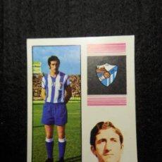 Cromos de Fútbol: ALVAREZ MALAGA ALBUM FHER TEMPORADA LIGA 1974 - 1975 ( 74- 75 ). Lote 221769805