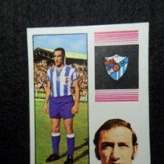 Cromos de Fútbol: MACIAS MALAGA ALBUM FHER TEMPORADA LIGA 1974 - 1975 ( 74- 75 ). Lote 221770210