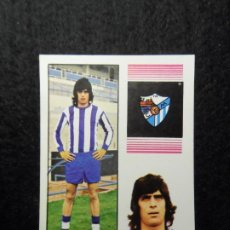 Cromos de Fútbol: GUERINI MALAGA ALBUM FHER TEMPORADA LIGA 1974 - 1975 ( 74- 75 ). Lote 221770517