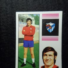 Cromos de Fútbol: GOICOECHEA MALAGA ALBUM FHER TEMPORADA LIGA 1974 - 1975 ( 74- 75 ). Lote 221770785