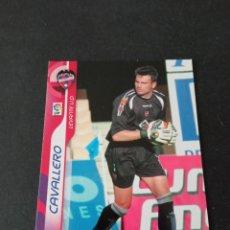 Cromos de Fútbol: 164 CAVALLAERO LEVANTE MEGACRACKS PANINI ALBUM LIGA 2006 2007 06 07 NO ESTE. Lote 221863533