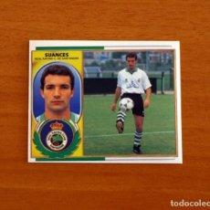 Cromos de Fútbol: RACING DE SANTANDER - SUANCES - EDICIONES ESTE 1996-1997, 96-97 - NUNCA PEGADO. Lote 221918222