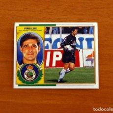 Cromos de Fútbol: RACING DE SANTANDER - PINILLOS - COLOCA - EDICIONES ESTE 1996-1997, 96-97 - NUNCA PEGADO. Lote 221918363