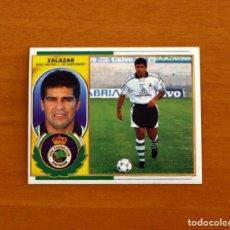 Cromos de Fútbol: RACING DE SANTANDER - ZALAZAR - COLOCA - EDICIONES ESTE 1996-1997, 96-97 - NUNCA PEGADO. Lote 221918750
