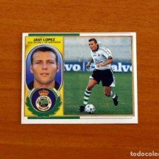 Cromos de Fútbol: RACING DE SANTANDER - FICHAJE Nº 19 - JAVI LÓPEZ - EDICIONES ESTE 1996-1997, 96-97 - NUNCA PEGADO. Lote 221918867