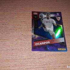 Cromos de Fútbol: MEGACRACKS 20/21 OCAMPOS ELITE 380. Lote 222007103