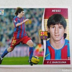 Cromos de Fútbol: MESSI CROMO LIGA 2006-2007 ( EDICIONES ESTE ). Lote 222029783