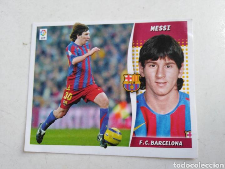 MESSI CROMO LIGA 2006-2007 ( EDICIONES ESTE ) (Coleccionismo Deportivo - Álbumes y Cromos de Deportes - Cromos de Fútbol)