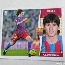Cromos de Fútbol: MESSI CROMO LIGA 2006-2007 ( EDICIONES ESTE ). Lote 222029880