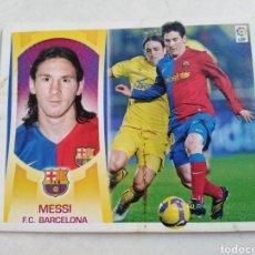 Cromos de Fútbol: MESSI CROMO LIGA 2009-2010 ( EDICIONES ESTE ). Lote 222030355