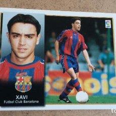 Cromos de Fútbol: ESTE 98 99 1998 1999 - XAVI - FC. BARCELONA ( ROOKIE STICKER ) #213. Lote 222033948