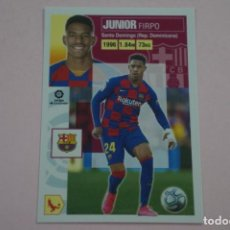 Cromos de Fútbol: CROMO DE FUTBOL JUNIOR DEL F.C. BARCELONA SIN PEGAR Nº 9 LIGA ESTE 2020-2021/20-21. Lote 222063167