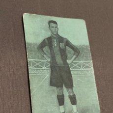 Cromos de Fútbol: ANTIGUO Y RARO CROMO JUGADORES INTERNACIONALES SAMITIER FUTBOL NUM 33 PUBLICIDAD BADAJOZ. Lote 222088182