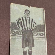 Cromos de Fútbol: ANTIGUO Y RARO CROMO JUGADORES INTERNACIONALES TRAVIESO FUTBOL NUM 39 PUBLICIDAD BADAJOZ. Lote 222088292