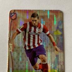 Cromos de Fútbol: 613 KOKE TOP SECURITY INVERTIDO AT. MADRID CROMOS MUNDICROMO QUIZ 2014 2015. Lote 222088607