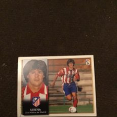 Cromos de Fútbol: CROMO SERENA COLOCA LIGA 1998-1999 98-99 NUNCA PEGADO EDICIONES ESTE. Lote 222088642