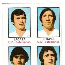 Cromos de Fútbol: CROMO DE FUTBOL ALBUM 1974-75 FHER: ADHESIVO Nº 68, U.D. SALAMANCA (SEP-20). Lote 222130382