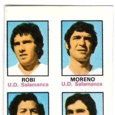 Cromos de Fútbol: CROMO DE FUTBOL ALBUM 1974-75 FHER: ADHESIVO Nº 67, U.D. SALAMANCA (SEP-20). Lote 222130415