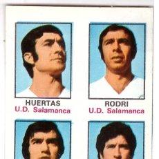 Cromos de Fútbol: CROMO DE FUTBOL ALBUM 1974-75 FHER: ADHESIVO Nº 66, U.D. SALAMANCA (SEP-20). Lote 222130455