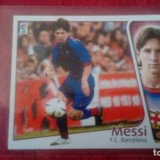 Cromos de Fútbol: MESSI ROOKIE 2004/05 (MUY BUEN ESTADO). Lote 222130798