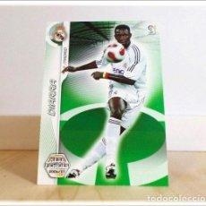 Cromos de Fútbol: MEGACRACKS 2006 2007 06 07 PANINI DIARRA Nº 499 MEGA FICHAJE REAL MADRID ALBUM LIGA FÚTBOL MGK. Lote 222254263