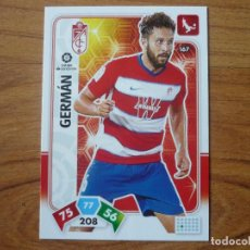 Cromos de Fútbol: ADRENALYN XL 2019 2020 PANINI Nº 167 GERMAN (GRANADA) - CROMO LIGA 19 20. Lote 222254306