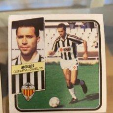 Cromos de Fútbol: LIGA 89-90 ESTE MOISES CASTELLON FICHAJES Nº 32. Lote 222297203