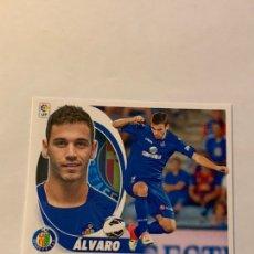 Cromos de Fútbol: ALVARO UF 59 LIGA ESTE 2012-13.CROMO PANINI. GETAFE. Lote 222297220