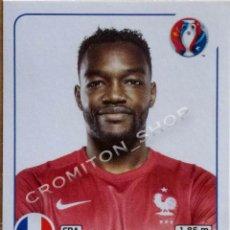 Cromos de Fútbol: Nº 18 STEVE MANDANDA - FRANCE - EURO 2016 16 FRANCE FRANCIA PANINI. Lote 222297391