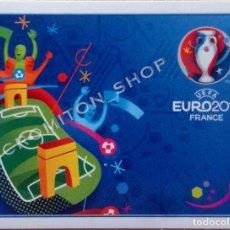 Cromos de Fútbol: Nº 8 - EURO 2016 16 FRANCE FRANCIA PANINI. Lote 222297600